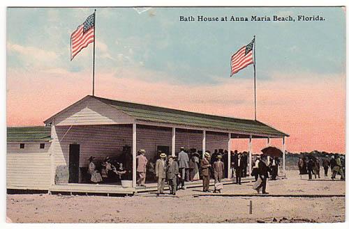 Anna Maria Beach Bath House