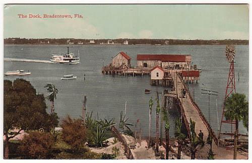 Bradentown - The Dock