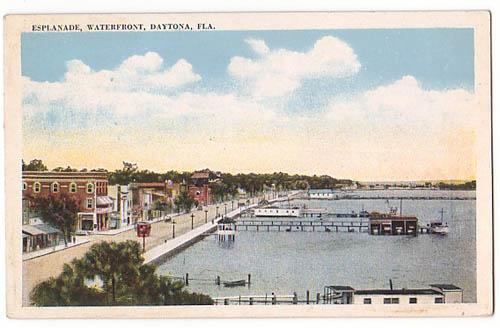 Daytona Esplanade Waterfront